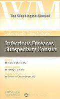 Washington Manual Infectious Diseases Subspecialty Consult