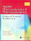 Applied Pharmacokinetics & Pharmacodynamics Principles Of Therapeutic Drug Monitoring