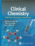 Clinical Chemistry Principles, Procedures, Correlations
