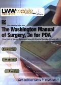 Washington Manual of Surgery for Pda