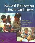 Patient Education in Health and Illiness
