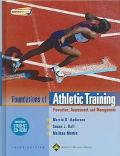 Foundations of Athletic Training Prevention, Assessment, and Management