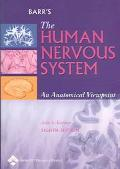 Barr's the Human Nervous System An Anatomical Viewpoint