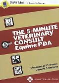 5-Minute Veterinary Consult Equine for Pda