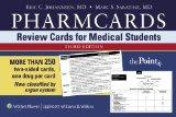 Pharmcards Review Cards for Medical Students