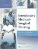 Introductory Medical-Surgical Nursing [With Study Guide] (Point (Lippincott Williams & Wilki...