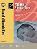 Manual of Neonatal Care