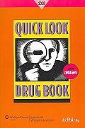 Quick Look Drug Book 2008