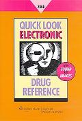 Quick Look Electronic Drug Reference 2008