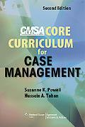 Cmsa Core Curriculum for Case Management