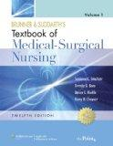 Brunner and Suddarth's Textbook of Medical-Surgical Nursing (Two Volume Set) Twelfth Edition