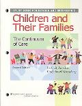 Study Guide for Children and Their Families: The Continuum of Care