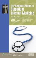 The Washington Manual of Outpatient Internal Medicine (Spiral Manual Series)