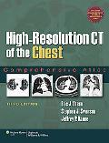 High-Resolution CT of the Chest: Comprehensive Atlas