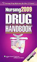 Nursing 2009 Drug Handbook