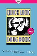 Quick Look Drug Book 2009