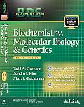 BRS Biochemistry, Molecular Biology, and Genetics, Fifth Ed