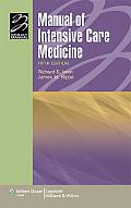 Manual of Intensive Care Medicine