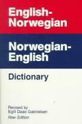 English-Norwegian Norwegian-English Dictionary