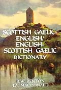 Dic Scottish Gaelic English English Scottish Gaelic