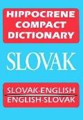 Dic Slovak-English English-Slovak Compact Dictionary