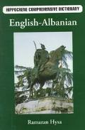 English-Albanian Hippocrene Comprehensive Dictionary