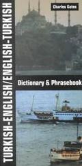 Turkish-English/English-Turkish Dictionary & Phrasebook