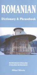 Romanian English, English Romanian Dictionary & Phrasebook