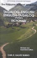 Tagalog-English English-Tagalog Dictionary Talahuluganag Pilipino-Inggles Inggles-Pilipino