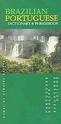 Brazilian Portuguese-English Dictionary & Phrasebook English-Brazilian Portuguese