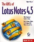 ABCs of Lotus Notes 4.5
