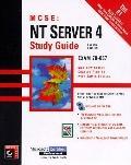 Mcse:nt Server 4 Study Guide-w/2-cds