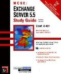 Mcse:exchange Server 5.5 Std.gde.-w/cd