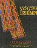 African Americans: Voices of Triumph