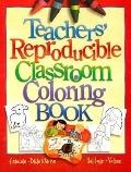 Teachers Reproducible Classroom Coloring Book