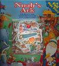 Noah's Ark With Exciting Felt Characters to Act Out the Wonderful Story