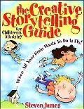 Creative Storytelling Guide For Children's Ministry When All Your Brain Wants To Do Is Fly