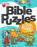 Bible Puzzles For Kids Ages 6 - 8