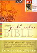 Standard Full Color Bible KJV