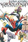 Spider-Man Visionaries Numbers 39-42, 50, 68-69, 108-109