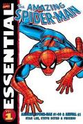 Essential Spider-Man The Amazing Spiderman