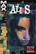 Alias The Secret Origins of Jessica Jones