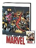 Art Of Marvel Comics