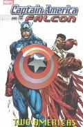 Captain America And The Falcon Brothers And Keepers