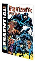 Essential Fantastic Four Collecting Avengers 41-63 & Annuals 3-4