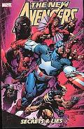 New Avengers 3 Secrets And Lies