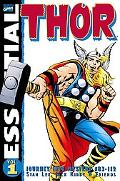 Essential Thor Journey into Mystery #83-112