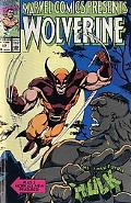 Marvel Comics Presents 3 Wolverine