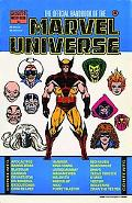 Essential Official Handbook of the Marvel Universe - Master Edition, Vol. 3
