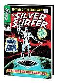 Silver Surfer Omnibus 1